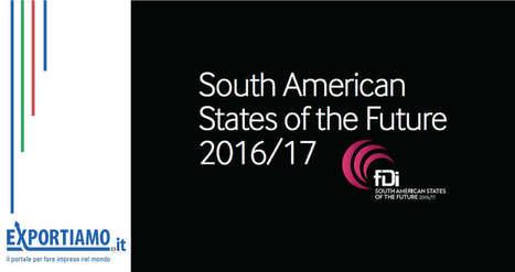South Americans States of the Future 2016/17   SALDATURA MATERIE PLASTICHE - ULTRASUONI, VIBRAZIONE, ROTOFRIZIONE, LAMA CALDA   Scoop.it