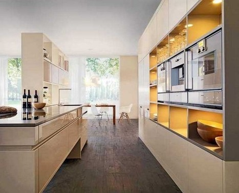 Kitchen Cabinets Trends 2014 with Popular Designs | Home Designs an Decorating Ideas | Scoop.it
