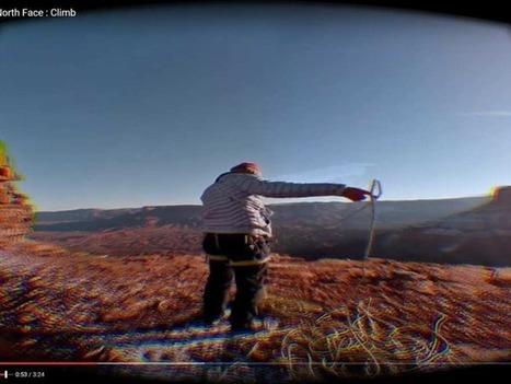 The North Face : où commence la virtualité où finit la réalité en magasin? Une marque qui ose!  - Le Furet du Retail | Branding - S.Ducroux | Scoop.it