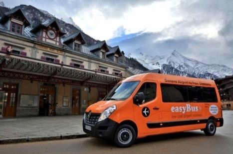 Easybus lance une navette entre Paris et l'aéroport de Roissy pour 2 euros !   Tourisme veille info   Scoop.it