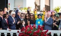 'Team American Pharoah' Wins Big Sport Of Turfdom Award - Horse Racing News | Paulick Report | CALS in the News | Scoop.it