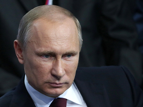 Putin: The Internet Is a 'CIA Project'; Pursues More Russian Control | Business Video Directory | Scoop.it