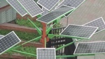 Indian Scientists Design Solar Tree to Save Space for Solar Power Generation | Sustainable Technologies | Scoop.it