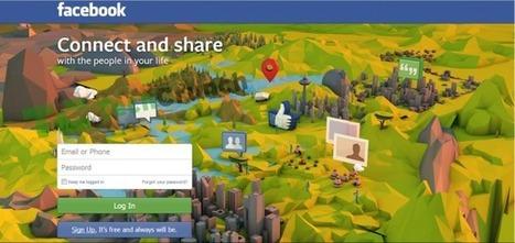 Facebook développe une nouvelle page d'accueil | About Community Management | Scoop.it
