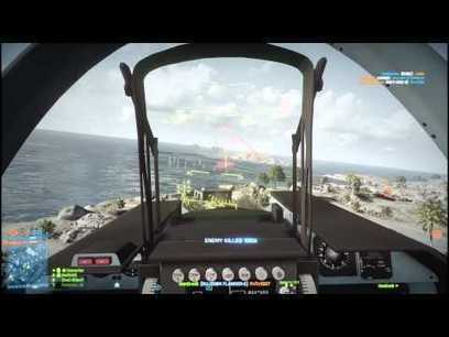 Battlefield 3 -  I'm going down.. think fast..   Best YouTube Videos   Scoop.it