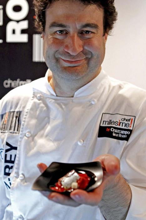 Arde Magazine   Los chefs españoles más mediáticos dentro de la TV   Chefs   Scoop.it
