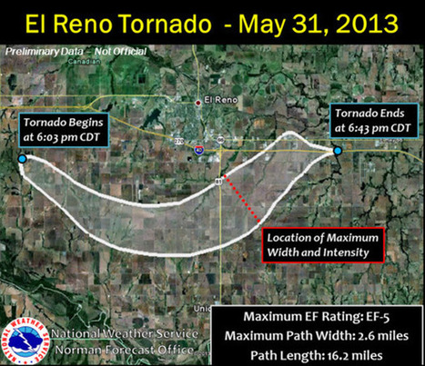 Storm chasers, media, public all had role in drama of El Reno tornado | Chris Kridler | Sky Diary Productions | Tornado | Scoop.it