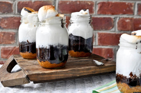 22 Twists On S'mores | Eco Living, Marketing, News | Scoop.it