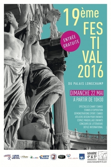 Festival au Palais Longchamp 19ème édition | Communiquaction | Communiquaction News | Scoop.it
