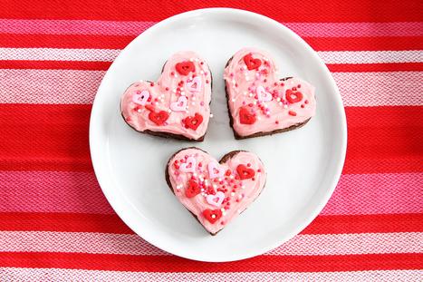 Chocolate Sugar Cookie Hearts | FOOD? HEALTH? DISEASE? NATURAL CURES??? | Scoop.it
