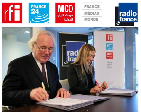 France Médias Monde et Radio France renforcent leur collaboration | DocPresseESJ | Scoop.it
