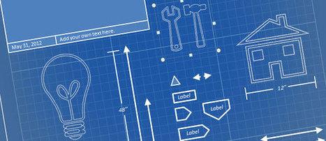 Blueprint Templates for Microsoft PowerPoint Presentations   PresentationSQAT   Scoop.it