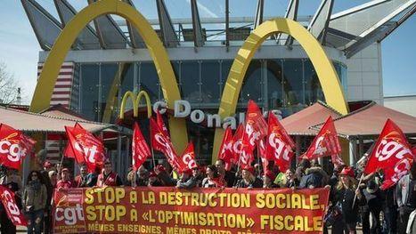 Menu Big Fisc pour McDonald's - L'Express | Alimentation21 | Scoop.it