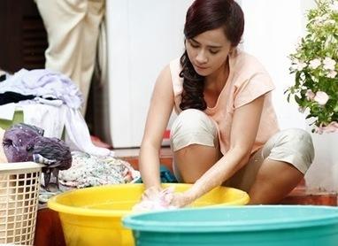 Bí quyết hay giúp chị em giặt giũ hiệu quả | máy khử độc rau quả ( máy khử độc ozone) | Scoop.it