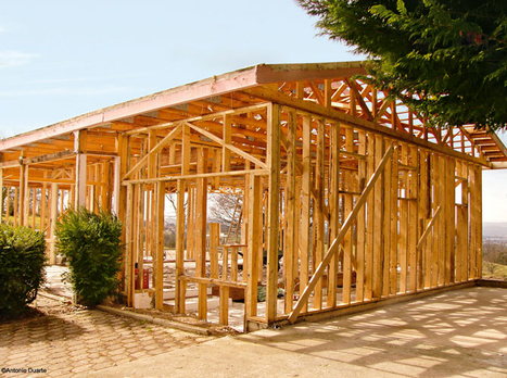 [Dossier] Construire sa maison en bois | Solutions alternatives pour un monde en transition | Scoop.it