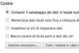 Cookies: quando é necessario acquisire il consenso informato.   Social Media Italy   Scoop.it