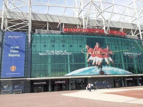 Twitter / MUFCBulletin: Manchester Utd announces 5-year ... | Sport and Current Issues - Blackburn College | Scoop.it