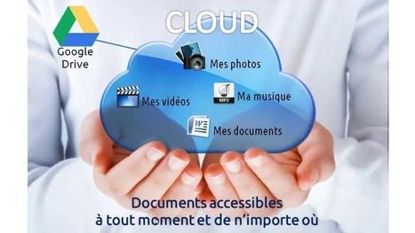 Tuto vidéo 15 minutes : importer et gérer ses documents dans Google Drive | François MAGNAN  Formateur Consultant | Scoop.it