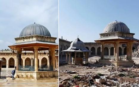 Autocratie vs démocratie en ruines: Alep avant et après la guerre | World News | Scoop.it
