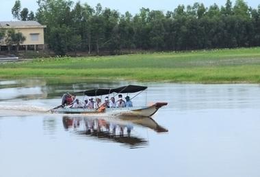 Bảo vệ môi trường, phát triển đa dạng sinh học tại Vườn Quốc gia Tràm Chim   thong tac cong   Scoop.it