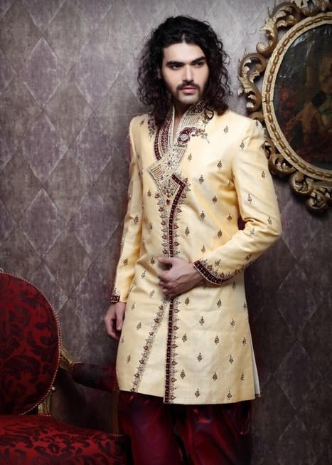 DesignerSherwani | Ethnic Wear for men, UK | Scoop.it