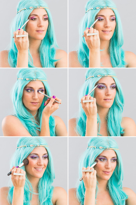 Maquillage Halloween Facile a faire : Meilleur 2014 | Maquillage | Scoop.it