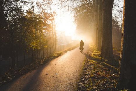 Levé du soleil sur le canal   Philippe Gassmann Photos   Scoop.it