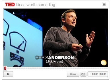 Why Online Video Is Going To Change The World: Chris Anderson - TED [Video]   Storytelling online   Scoop.it