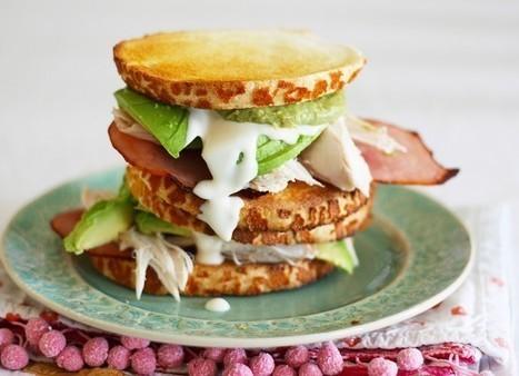 Happy Wednesday and make me a sandwich | a splash of vanilla | À Catanada na Cozinha Magazine | Scoop.it