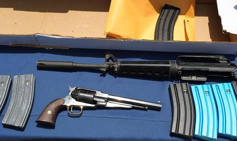 Texas : le port d'armes bientôt autorisé sur les campus ? | L'enseignement dans tous ses états. | Scoop.it