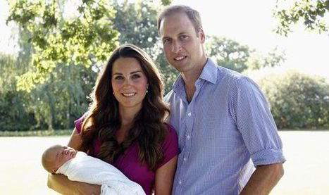 Heading Down Under: Prince George joins parents for his first royal tour - Express.co.uk   Family Travel Bag News   Scoop.it