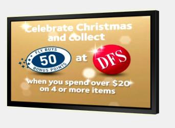 Digital Signage LCD Panoramic Display | View T | VIEW TV DIGITAL SIGNAGE | Scoop.it