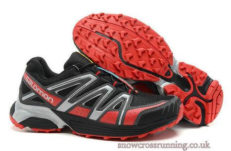 Salomon Xt Hornet M Running Shoes Black In Red.jpg (800x525 pixels)   snowcrossrunning.co.uk   Scoop.it