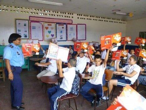 Niñez escolar aprende a decir no a las drogas ya la violencia - La Prensa (Nicaragua) (Suscripción) | violencia en las escuelas secundarias | Scoop.it