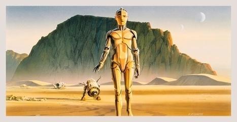star wars concept art - first painting | VI Geek Zone (GZ) | Scoop.it