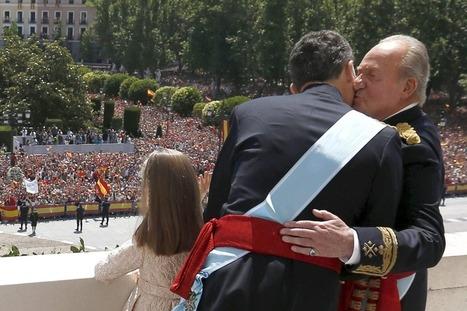 La Proclamación del Rey #FelipeVI a través del perfil de la @CasaReal | Hacia el Protocolo 2.0 | Scoop.it