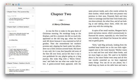 Mavericks How-to: Use iBooks for organizing, reading, and shopping | Personalized Learning Resources | Scoop.it