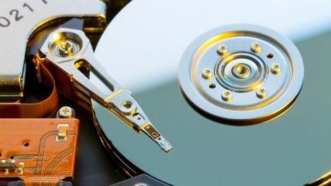 The 9 Weirdest Data Storage Devices Ever Created | Strange days indeed... | Scoop.it