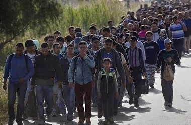 Qui est donc derrière l'afflux de réfugiés  ? Une question à creuser. | Pierre-André Fontaine | Scoop.it