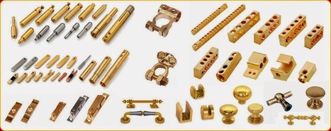 Brass Turned Components India - Vital For the Manufacturing Units | Business | Scoop.it