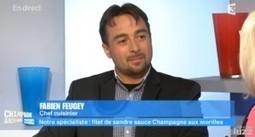 La matinale sur France 3 Champagne-Ardenne – La recette de Fabien FEUGEY, notre Chef cuisinier | Actualités du Domaine de la Forêt d Orient | Scoop.it