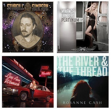 Results of the 15th Annual Country Music Critics' Poll   Country Music Today   Scoop.it
