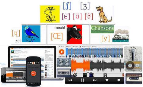 Chansons pour les phonèmes | Remue-méninges FLE | Scoop.it