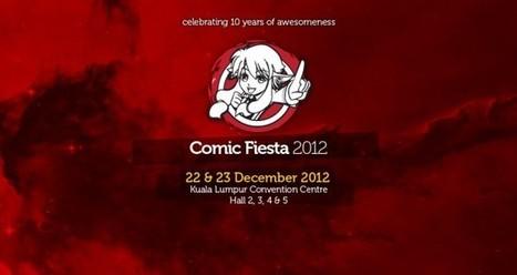 What in the world in Comic Fiesta? | Comic Fiesta | Stuff that Tweaks | Scoop.it