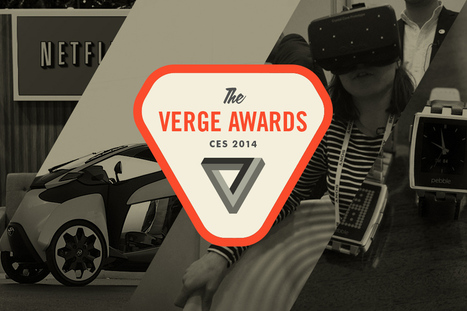 The Verge Awards: the best of CES 2014 | News | Scoop.it