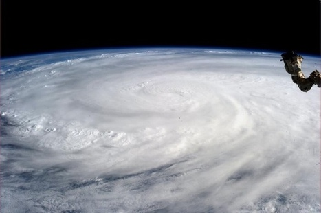 Super Typhoon as Seen From Space | Hot Upcoming Events!  News!  Random Thoughts | Scoop.it