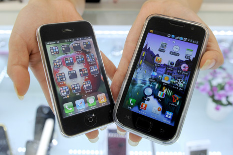 Apple, Samsung agree to try mediation in patent disputes   Litigation and Settlements   Scoop.it