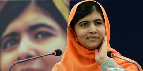 Le Parlement européen remet le prix Sakharov à Malala Yousafzaï | Cultures & Sociétés | Scoop.it