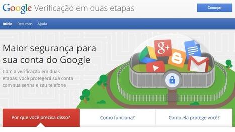Hackers driblaram autenticação de dois fatores para invadir conta do Google | Technology Empowering People | Scoop.it