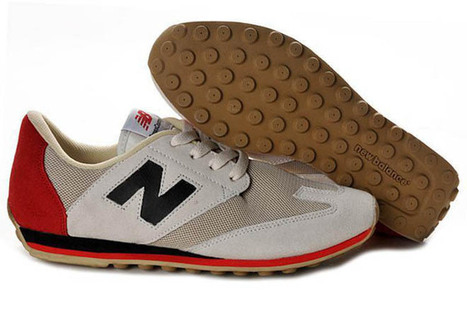 Men's new balance CC-CG lovers running Grey Red Black Shoes | fashion collection | Scoop.it